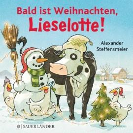 Lieselotte bald ist Weihnacht