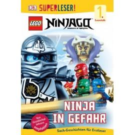 SUPERLESER! LEGO NINJAGO. Ninja in Gefah