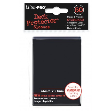 UltraPRO - Raven Black Protector (50)