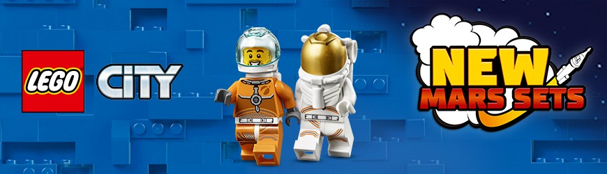 LEGO® City Mars